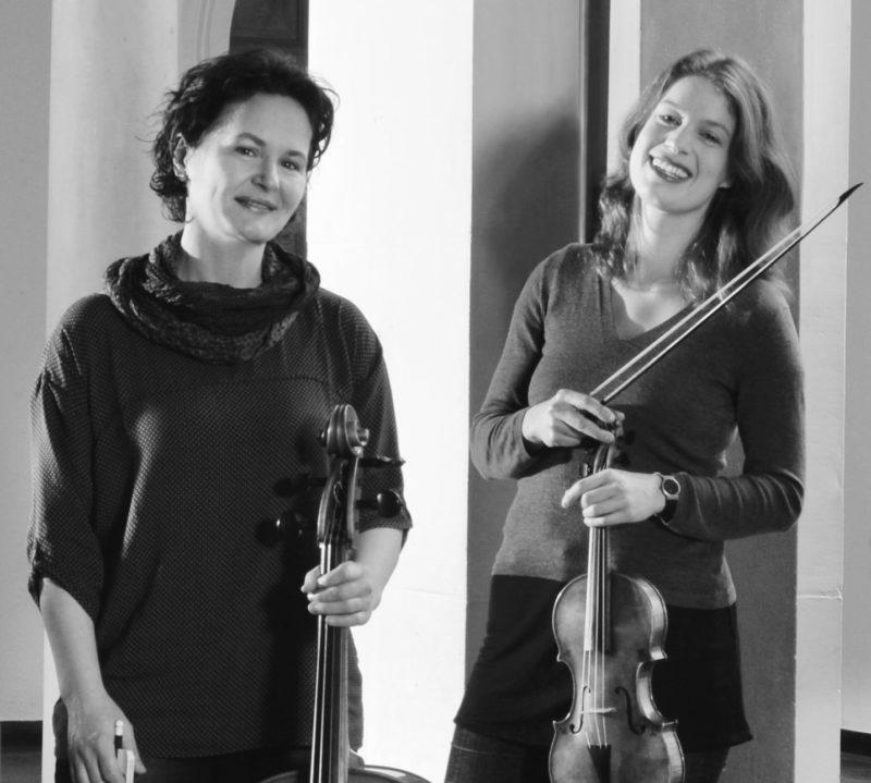 Ariane Spiegel und Maren Ries – Gründerinnen von NeoBarock