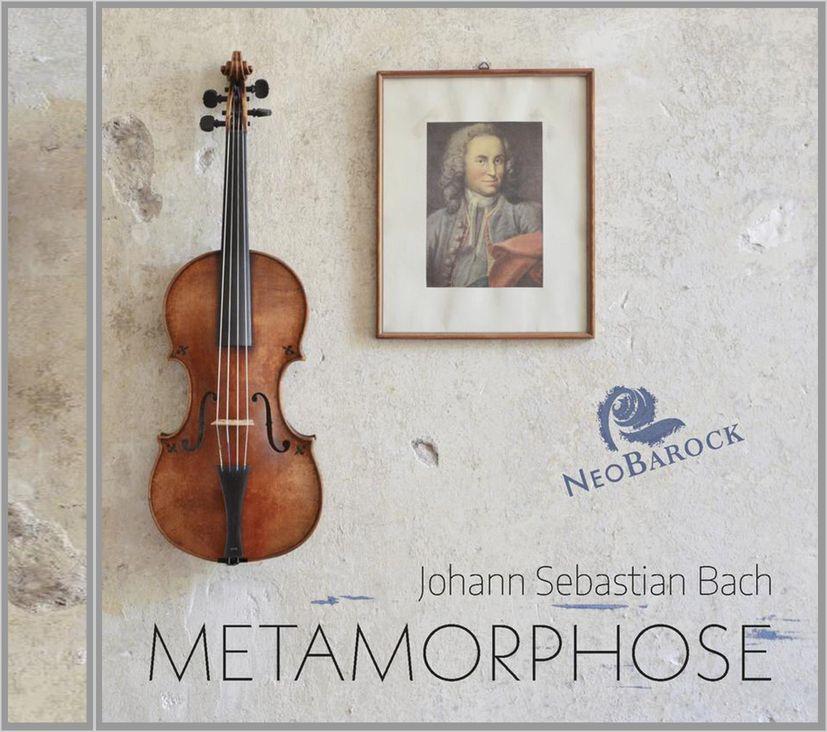 NeoBarock CD Bach